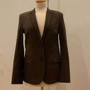 Theory Brown women's suit size 6